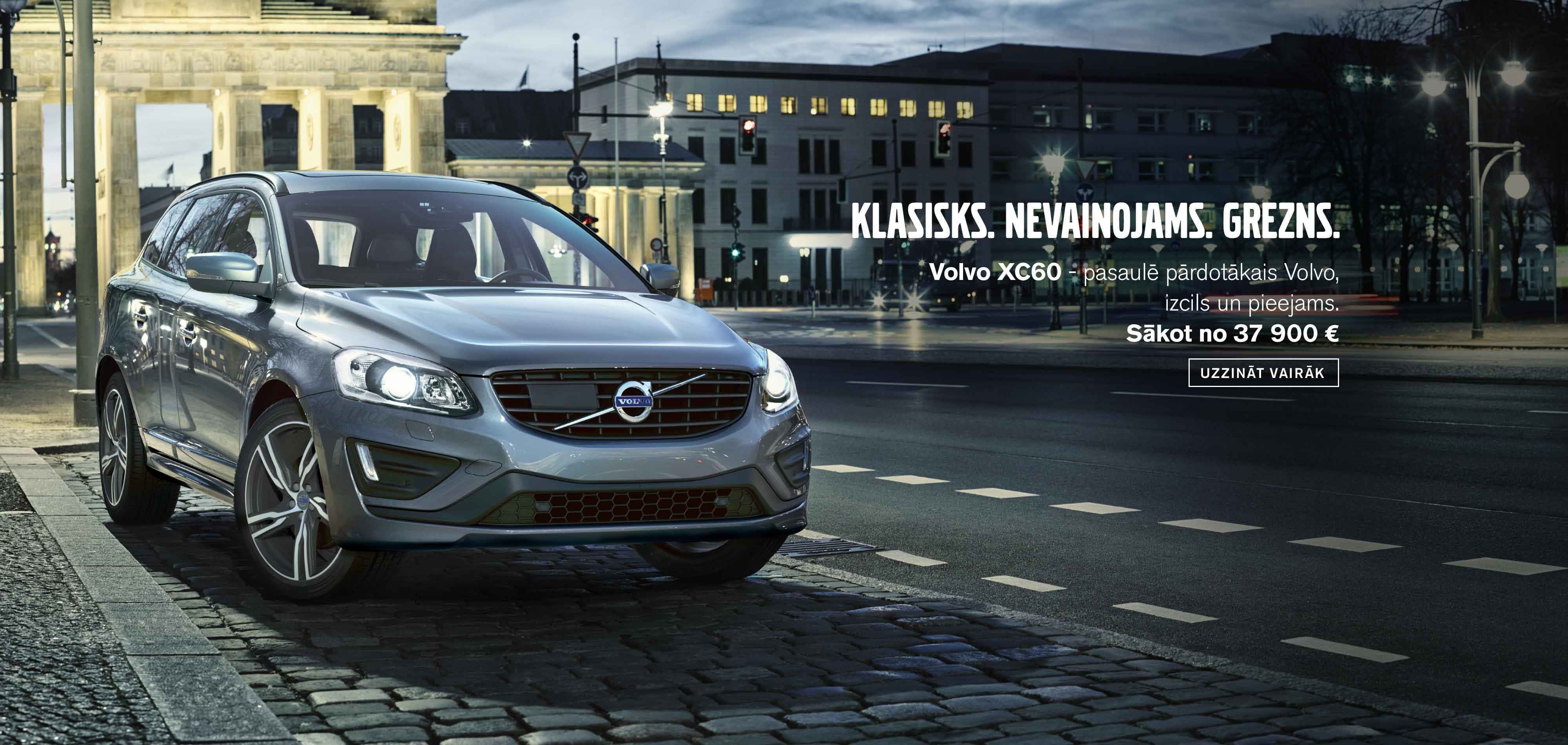 Volvo XC60 Dynamic un Luxury