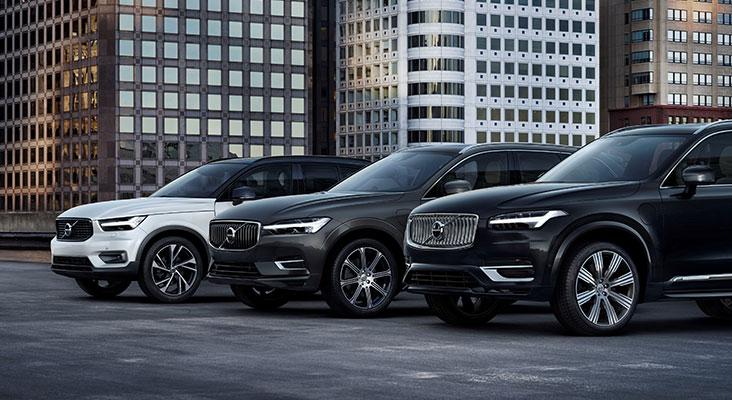 SUV panākumi nodrošina Volvo Cars jaunu pārdošanas rekordu