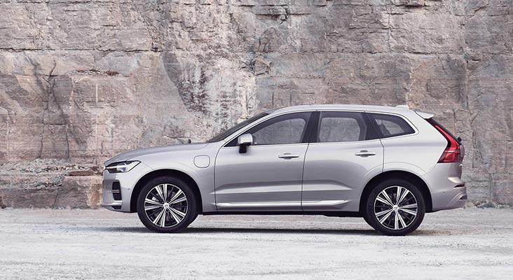 Volvo Cars vislabāk pārdotais modelis XC60 tagad ir kļuvis viedāks nekā jebkad agrāk