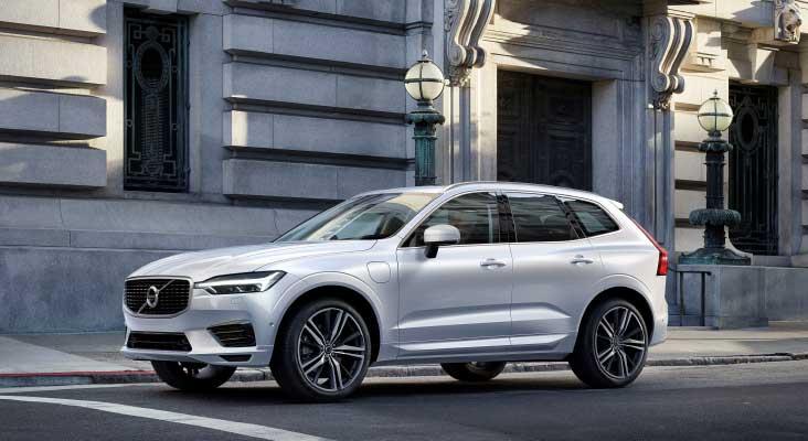 Jaunais Volvo XC60